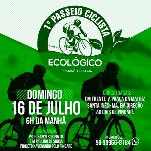 passeio ciclista ecologico