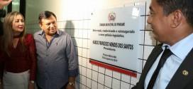 Solenidade marca a reinauguração da Câmara de vereadores de Pindaré Mirim que agora conta com galeria de ex-presidentes