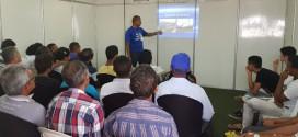 Sebrae capacita mais de 500 empreendedores rurais durante Agritec em Santa Luzia