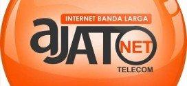 Nota da AJATONET, internet banda larga