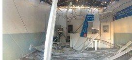 Bandidos explodem agência bancária em Santo Amaro do Maranhão