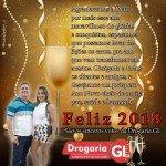 mensagem fim de ano Drogaria GL