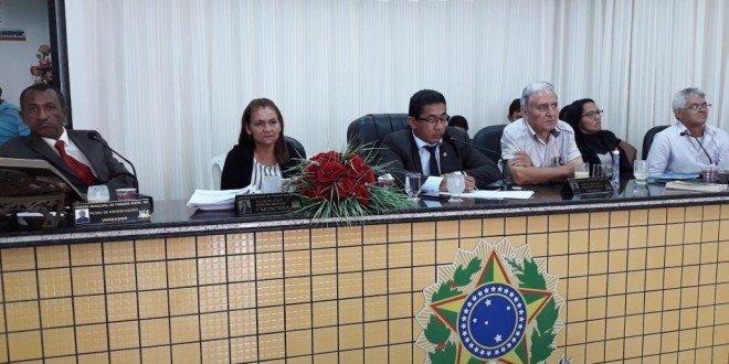 Câmara de Vereadores de Pindaré Mirim colocou em votação prestação de contas de ex-prefeitos