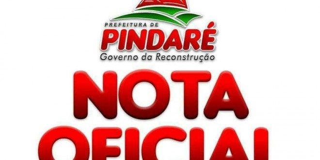 Em nota, prefeitura de Pindaré Mirim diz que não realizará festa no Réveillon 2017/2018