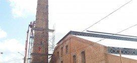 Obra de restauração do Engenho Central de Pindaré Mirim será entregue só em 2018, diz Sinfra