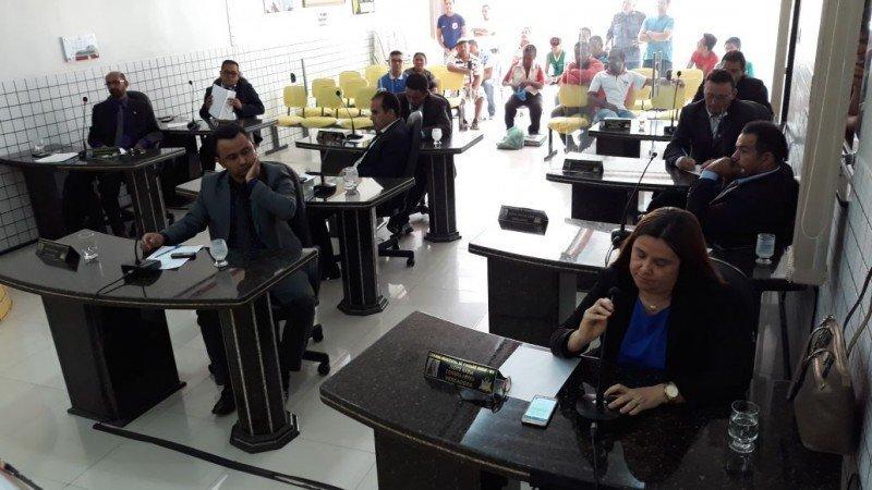 vereadores votacao
