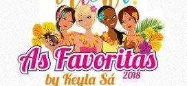 Sábado de Carnaval o agito da mulherada é no Bloco as Favoritas