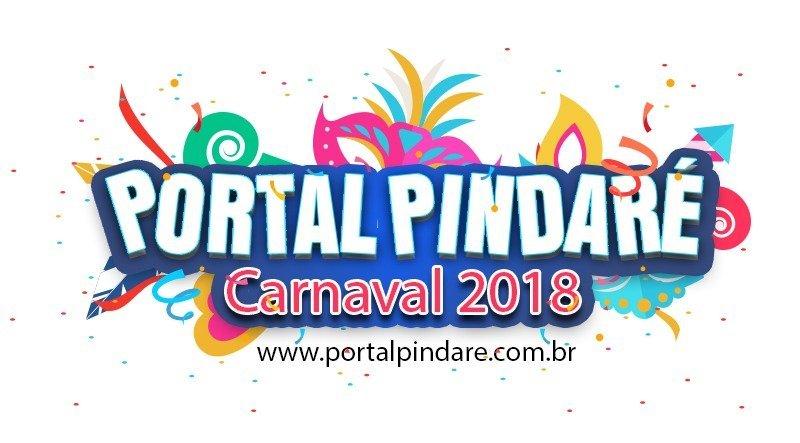 Carnaval 2018 - logo padrao
