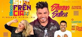 Neste domingo Pindaré Mirim recebe o show do cantor Silvanno Salles