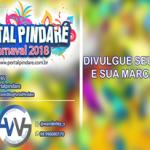 carnaval 2018 - divulgue slide