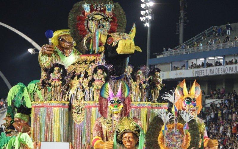 escola de samba 2018