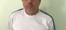 Preso no Ceará suspeito de esfaquear a ex-esposa, Girlene Silva