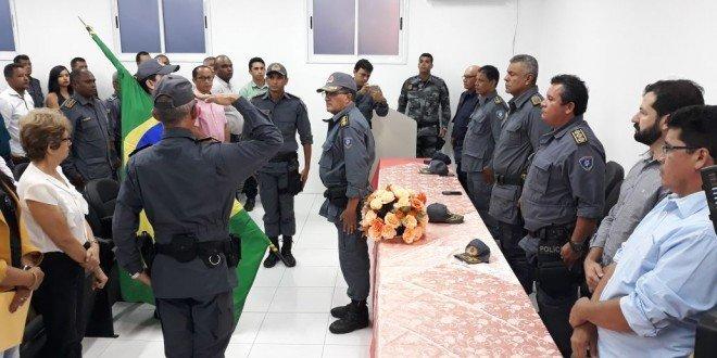 7º Batalhão da Polícia Militar em Pindaré Mirim tem novo comandante