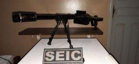 Polícia Civil apreende fuzil calibre 50 em São Luís