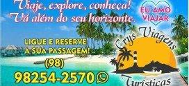 Crys Viagens Turísticas – Viaje, explore, conheça!