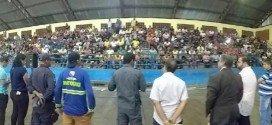 Promotoria de Justiça realizou reunião com mototaxistas de Santa Inês