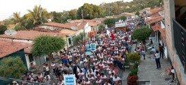 Milhares de católicos participam do 6º Theotokos em Pindaré Mirim