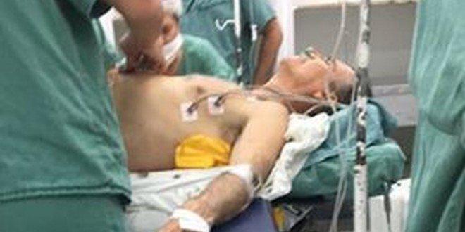 Bolsonaro é operado após levar facada em Minas Gerais