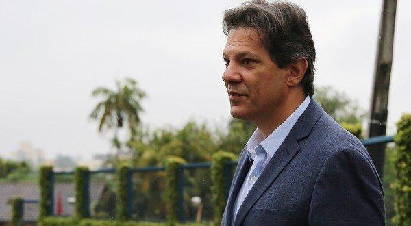 PT confirma Haddad candidato à Presidência no lugar de Lula