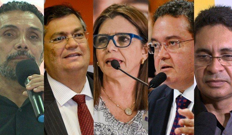candidatos governo ma