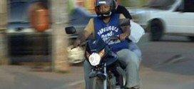 Realizada fiscalização sobre o serviço de mototaxistas em Santa Inês
