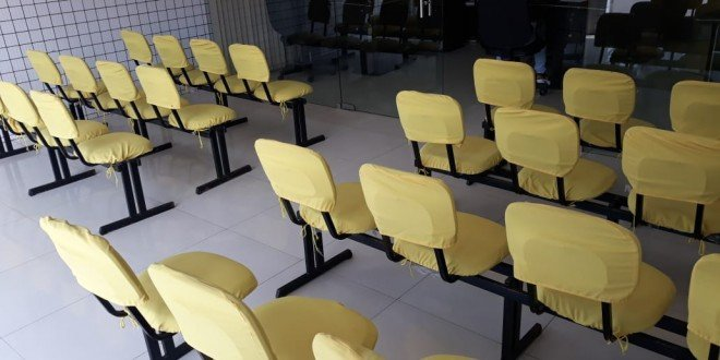 Com plenário vazio, vereadores iniciam as atividades com a primeira sessão do ano em Pindaré Mirim