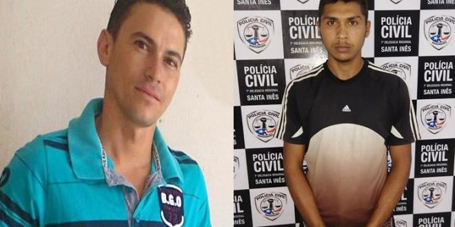 Policia Civil desvenda desaparecimento de homem em Santa Inês e prende suspeito