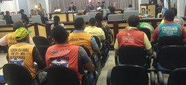 Adiada mais uma vez a votação do Projeto que regulamenta profissão de mototaxista de Santa Inês