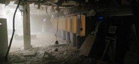 Vídeos mostram momento da ação dos bandidos no Banco do Brasil em Santa Inês