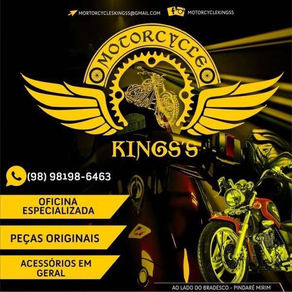 motorcicle king's