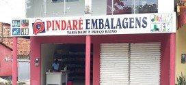 """Já inaugurou a loja """"Pindaré Embalagens"""" – variedade e preço baixo"""
