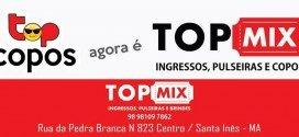 Top Mix Digital em Santa Inês: banner's, painéis para aniversários, outdoor, adesivos, placas, fachadas e brindes