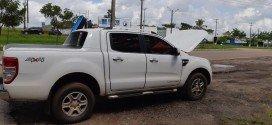 Em Santa Inês, Polícia Rodoviária Federal recupera caminhonete roubada em Teresina