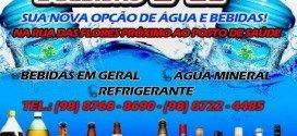 Em Pindaré Mirim conte com o Depósito de Água e Bebidas Vip