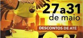 """Nesta segunda-feira(27) começa o """"Madrugadão Paraíba"""" com descontos de até 70%"""