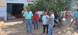 Secretário de Estado do Turismo visita Pindaré Mirim e recebe projetos de melhorias e incentivo ao turismo na cidade
