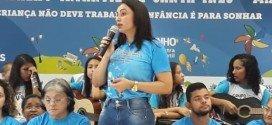 Secretaria de Desenvolvimento Social de Santa Inês promove Fórum e Caminhada de Combate ao Trabalho Infantil