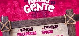 """Neste sábado tem a 5ª edição do """"Arraiá da Gente"""" em Pindaré Mirim"""