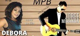 """Nesta sexta-feira tem MPB na Noite dos Namorados no """"Nosso Boteco"""", em Pindaré"""