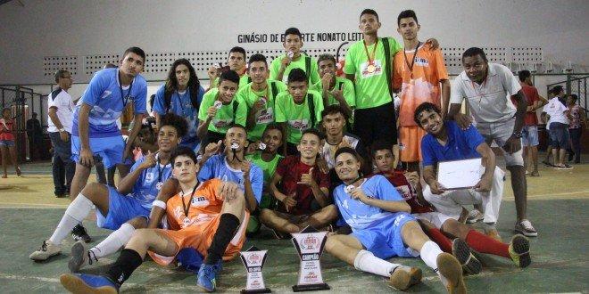 Confira a relação dos campeões dos Jogos Escolares de Pindaré Mirim 2019