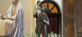 Festejo da Paróquia São Cristóvão será realizado em Santa Inês