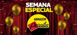 Já começou a Semana Especial do Aniversário Paraíba em Santa Inês. Aproveite!