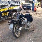 moto apreendida