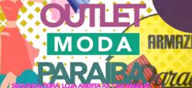 Começa nesta segunda-feira(23) a promoção Outlet Moda Paraíba em Santa Inês com descontos de até 70%