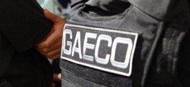 Gaeco e Polícia Civil realizam busca e apreensão em Santa Inês