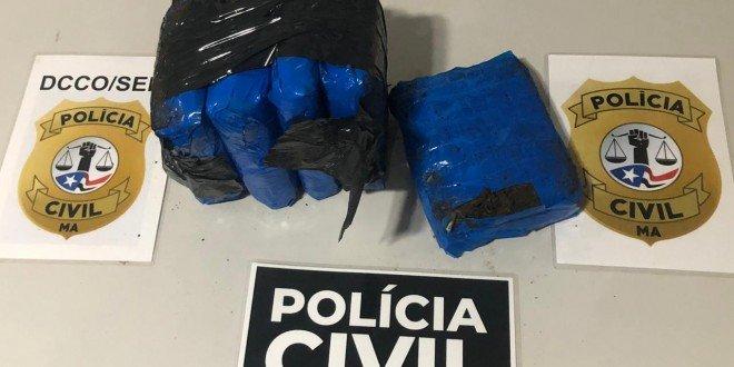 Polícia Civil prende trio suspeito de integrar organização criminosa em Santa Inês