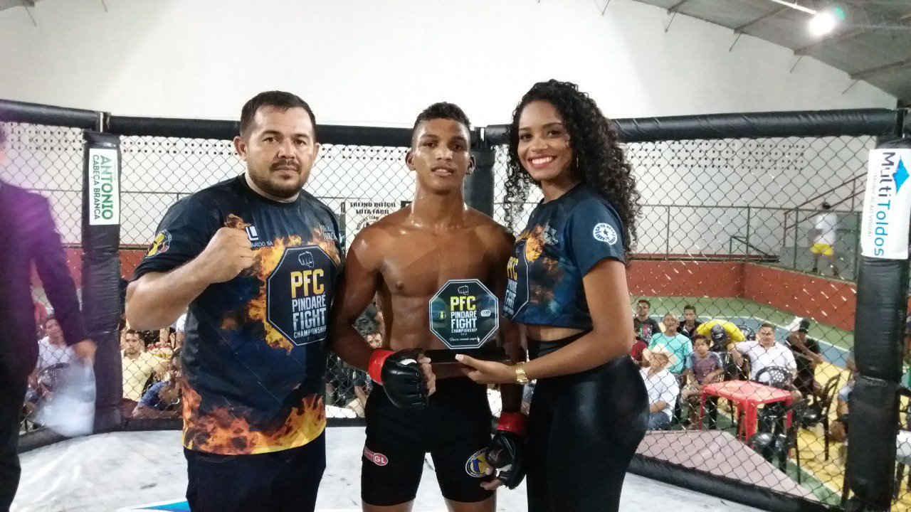 Galeria de Fotos: Lutas do Pindaré Fight Championship